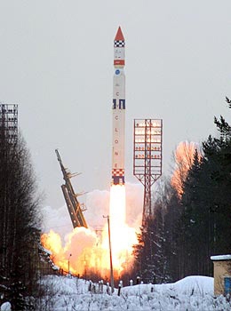 Solar Physics Spacecraft Launched by Russia