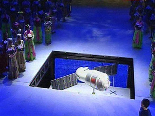 China Targets More Space Program Firsts