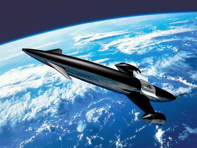 Big Test Looms for British Space Plane Concept