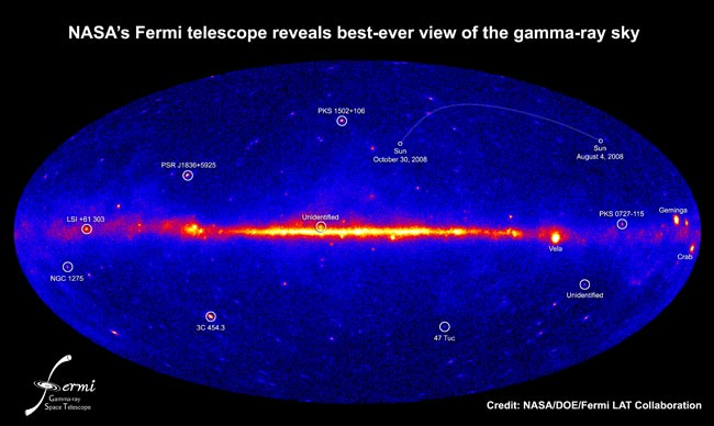 Best View Ever of Universe's Most Extreme Energy