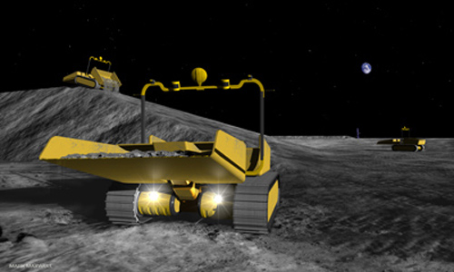 Mining the Moon's Water: Q & A with Shackleton Energy's Bill Stone