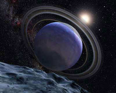 Hidden Planet Discovered in Old Hubble Data