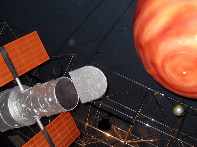 NASA Has Hubble Cake, Just Can't Eat It