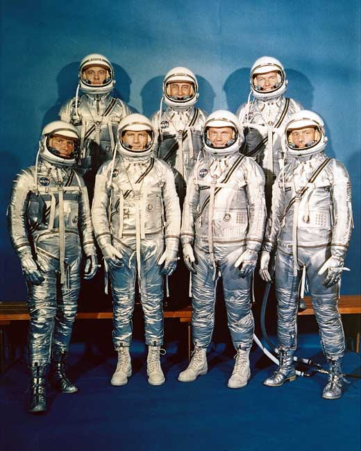 50 Years After Original 7: New Astronauts Don't Need The Right Stuff