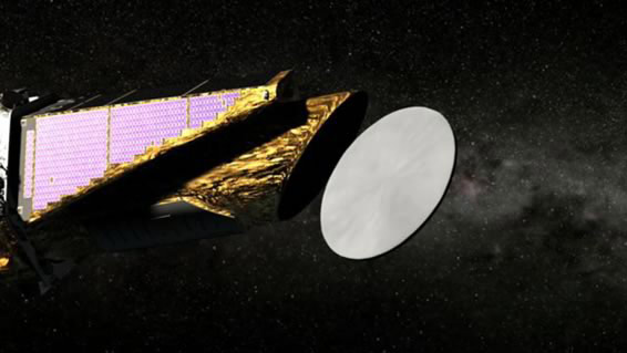 Planet-Hunting Telescope Needs Four More Years to Complete Mission, Scientists Say