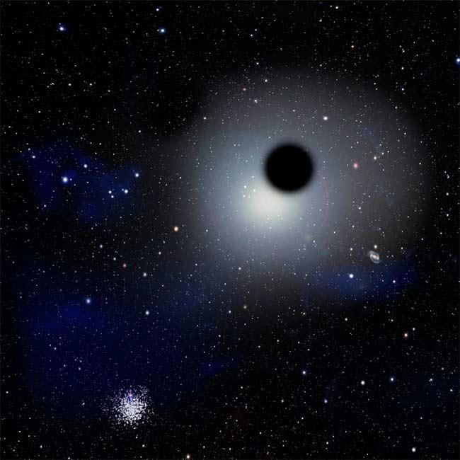 Rogue Black Holes