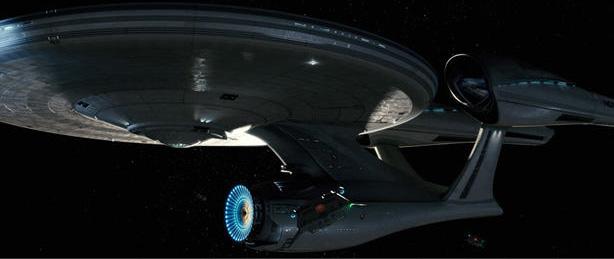 Ashes of Star Trek's Creator