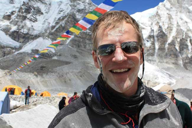 Everest Trek: Going Where No Astronaut Has Gone Before