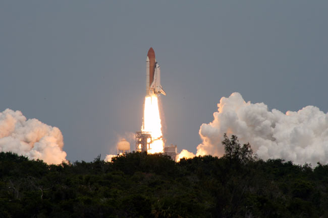 space shuttle hubble - photo #9