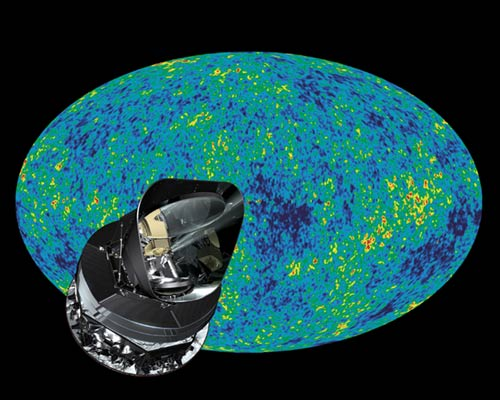 Planck 'Time Machine' to Study Big Bang