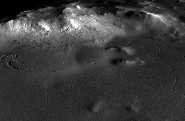 Rivers Might Have Flowed Recently on Mars