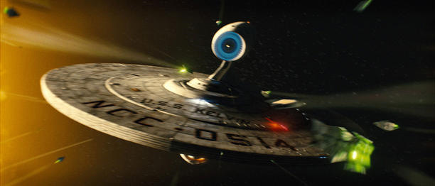Saturn Scientist Dishes on New Trek Film