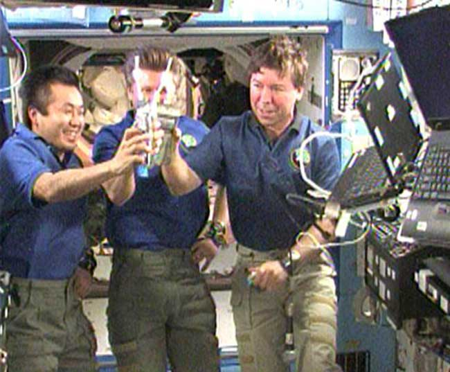 Broken Urine Recycler May Affect Space Mission