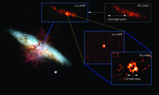 Hidden Radio Supernova Finally Found