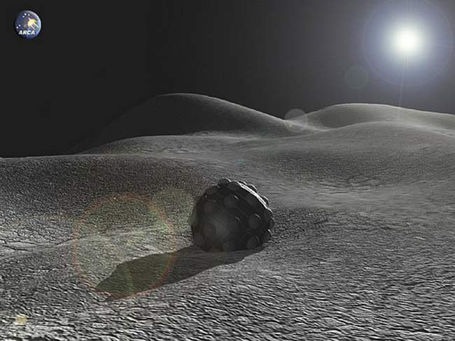Romania Targets Moon with Balloon-Launched Ball