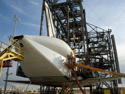 NASA Postpones Return Home for Shuttle Atlantis