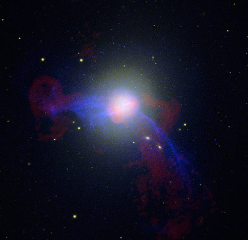 A Real Whopper: Black Hole Is Most Massive Known