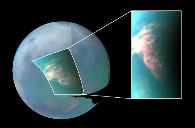 The Forecast on Titan: Pretty Darn Good
