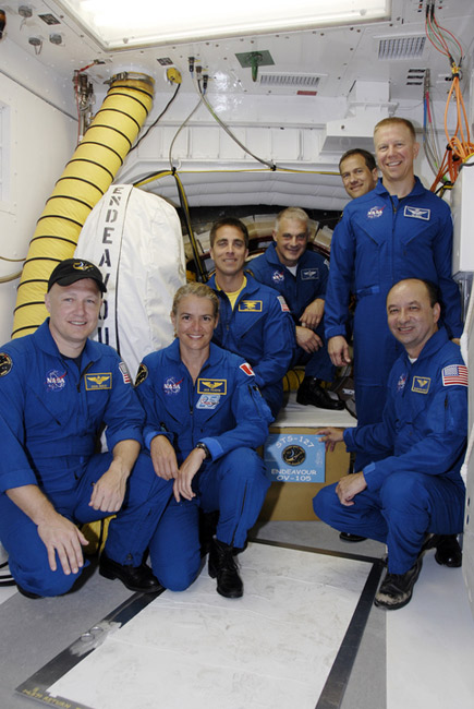 Launching Saturday: Shuttle Endeavour Headed for Space Station