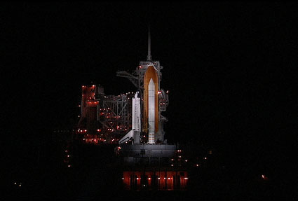 Gas Leak Prevents Space Shuttle Launch Again