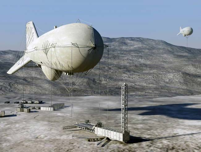 U.S. Army Revives Old Airship Concept for Modern Mission