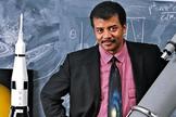 Astrophysicist Neil deGrasse Tyson.