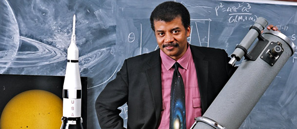 Boosting NASA's Budget Will Help Fix Economy: Neil deGrasse Tyson