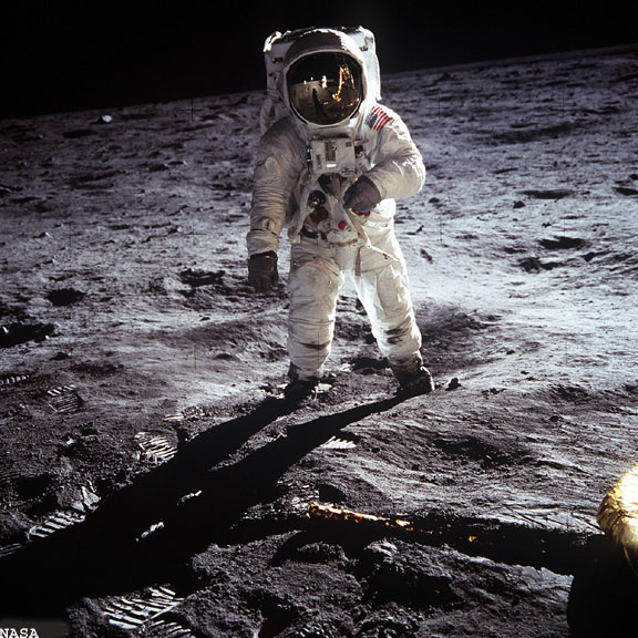 Apollo 11 — First Men on the Moon