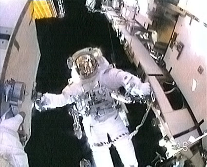 With Spacesuit Glitches, NASA Takes No Chances