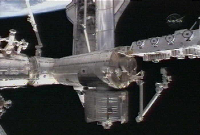 Shuttle Astronauts Set to Leave Space Station