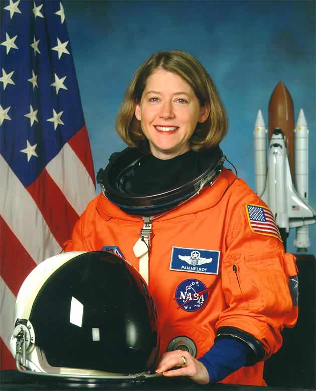 Last Female Space Shuttle Commander Leaves NASA