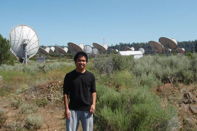 Listening for SETI: A Research Adventure