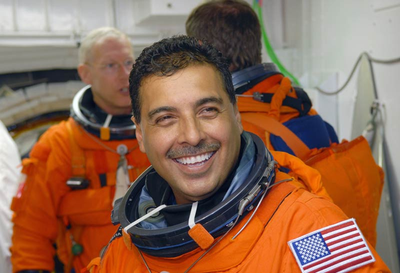From Fieldhand to Spaceman: An Astronaut's Journey