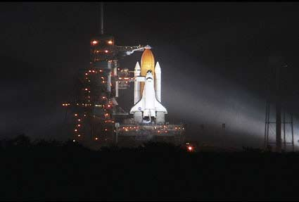 Broken Valve Prompts Second Launch Delay for Shuttle Discovery
