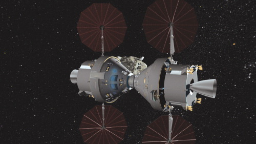 NASA's New Spaceships Could Tag-Team Asteroid