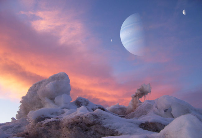 Kepler Telescope Could Find Habitable Moons