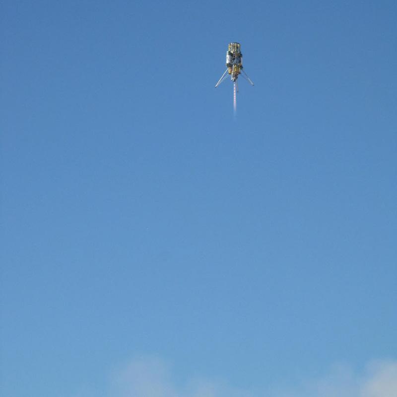 Engine Leak Stalls Xombie Rocket's Bid for NASA Cash