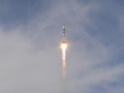 Soyuz Rocket Sends New Russian Weather Satellite Into Orbit