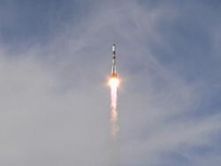 Soyuz Rocket Sends New Russian Weather Satellite Into Orbit
