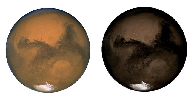 How Mars Turned Red: Surprising New Theory