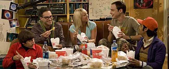 'Big Bang Theory' Beams Leonard Nimoy, Stephen Hawking Aboard