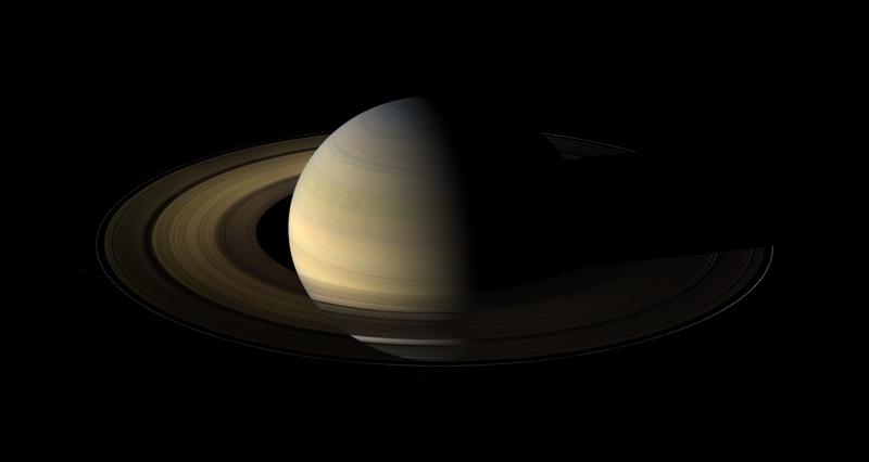Surprising, Huge Peaks Discovered in Saturn's Rings