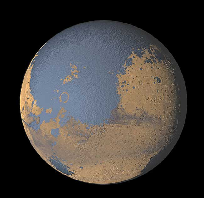 Should We Remake Mars in Earth's Image?