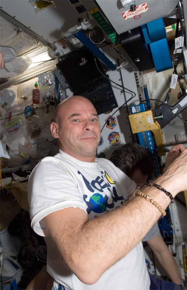 Acrobat, Astronauts To Return To Earth