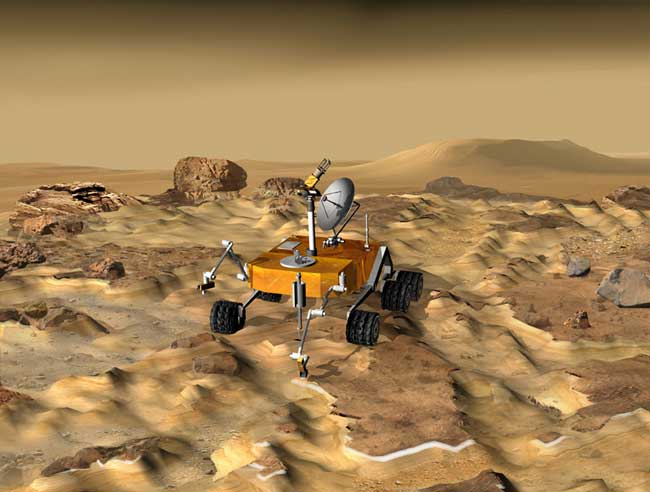 nasa mars exploration program - photo #38