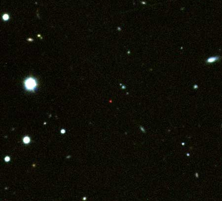 Violent Explosion Is Most Distant Object Ever Seen