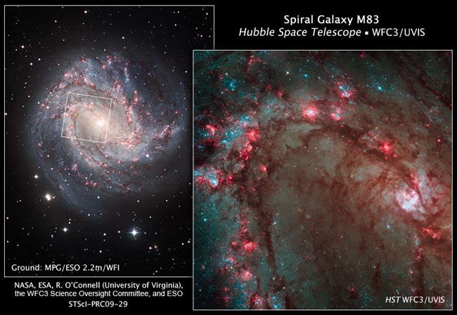Hubble Gives Best Ever View of Southern Pinwheel Galaxy