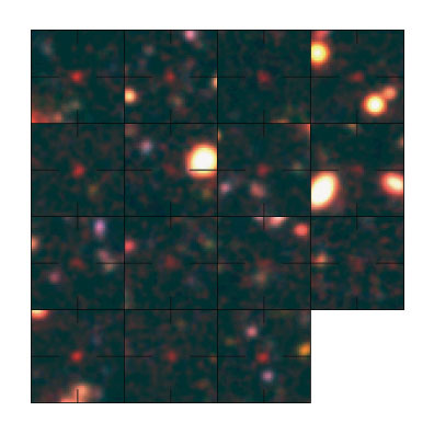 Some of the Universe's First Galaxies Discovered