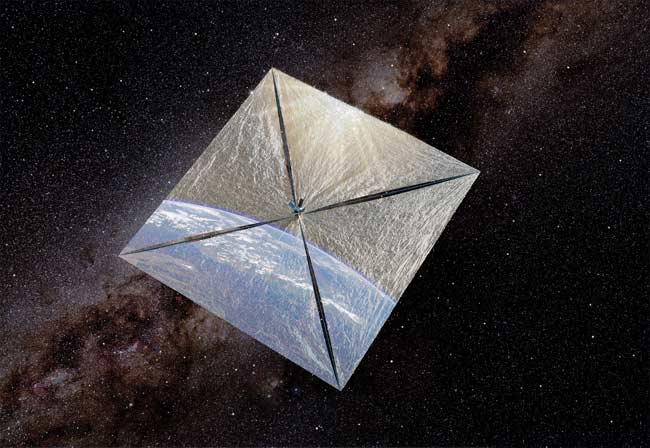 Planetary Society Resurrects Plan to Launch Solar Sail