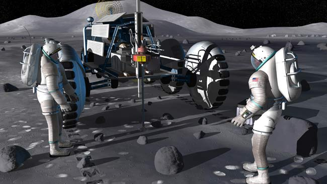 Water Discovery Fuels Hope to Colonize the Moon
